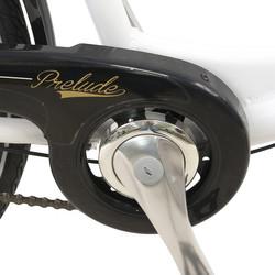 28 Zoll Viking Prelude Citybike mit Starrgabel Stadt Fahrrad Licht 7 Gang Nexus Bild 5