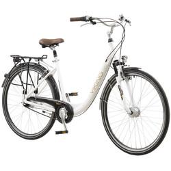 28 Zoll Viking Prelude mit Federgabel Citybike Stadt Fahrrad Licht 7 Gang Nexus