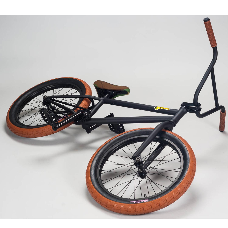 20 Zoll mafiabikes BMX Bike SUPERMAIN 20,6 Inch Oberrohr ...