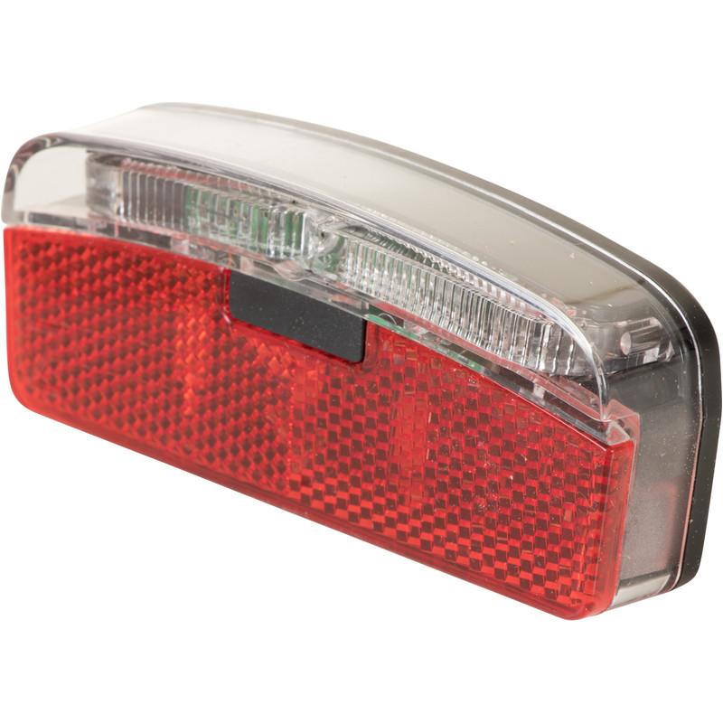 Spanninga LED Rücklicht mit Standlicht Bolzenabstand 80 mm StVZO Dynamo
