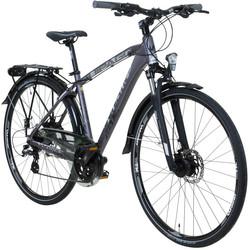 28 Zoll Whistle Trekkingrad Crossrad Herrenrad 24 Gang 49 cm oder 54 cm