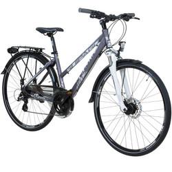 28 Zoll Whistle Trekkingrad Crossrad Damenrad 24 Gang 44 cm oder 49 cm