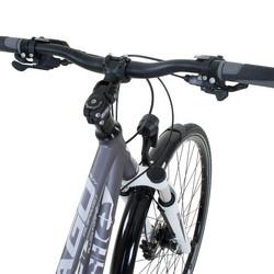 Whistle MIT Segment Trekking Guipago 28 Zoll Trekkingrad Crossrad Damenrad 30 Gang 44 cm  Bild 6