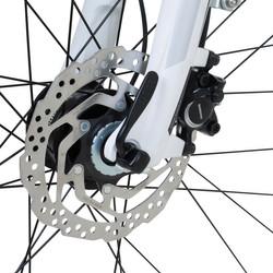 Whistle MIT Segment Trekking Guipago 28 Zoll Trekkingrad Crossrad Damenrad 30 Gang 44 cm  Bild 9
