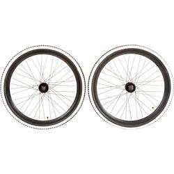 24 Zoll Galano Mountainbike Toxic Laufräder Laufradsatz Doublewall Aluminium hinten/vorne/Set