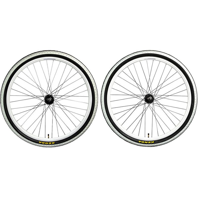 "Galano Laufradsatz 29 Zoll Mountainbike Laufrad Fahrrad 29"" x 1,95"" Aluminium Kenda MTB"