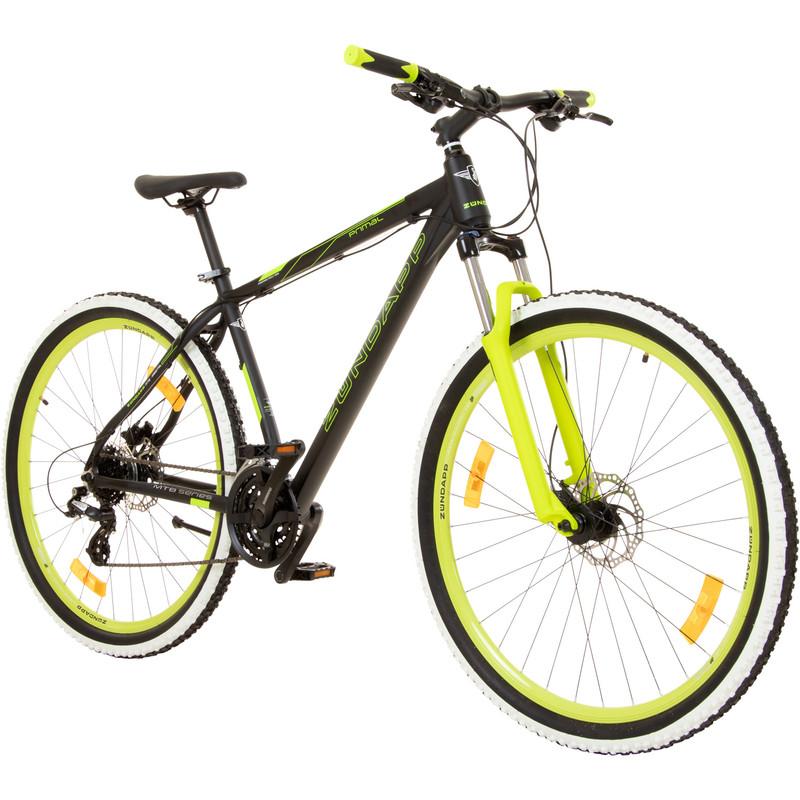 Zündapp PRIMAL oder FLYTE 29 Zoll MTB Mountainbike Scheibenbremsen Shimano