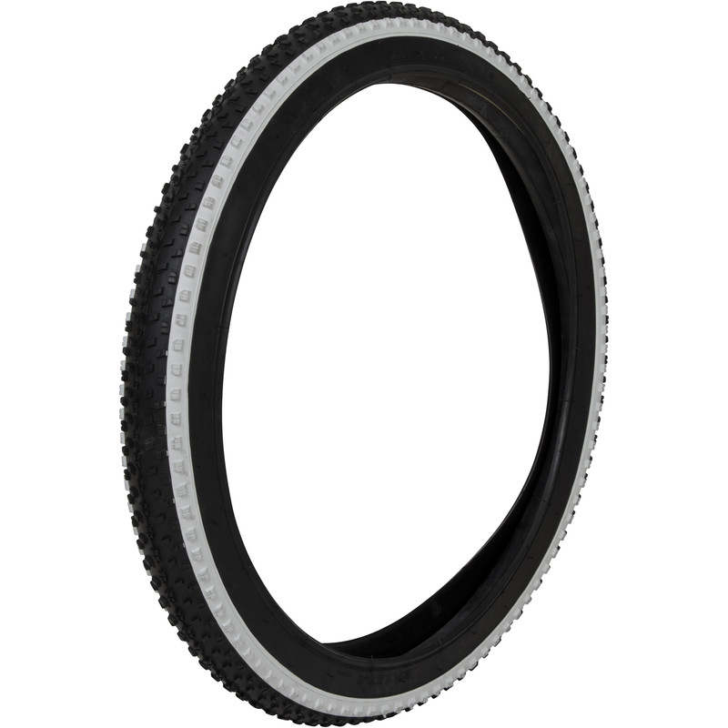 Galano Fatbike Reifen 650B+ 27,5+ Zoll  x 3,.0 Zoll MTB Stollenreifen Mountainbike whitewall