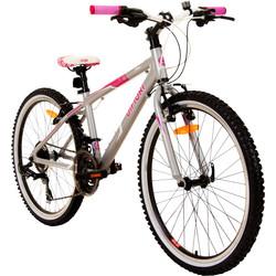Difiori Nova Rigid 24 Zoll Girls Mädchen Fahrrad Jugendfahrrad ab ca. 8 Jahre