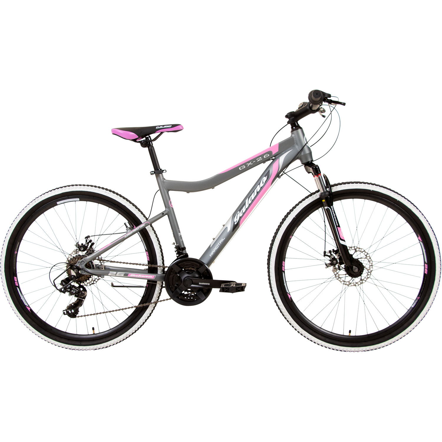 galano gx 26 26 zoll mountainbike hardtail mtb. Black Bedroom Furniture Sets. Home Design Ideas