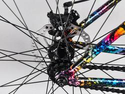 mafiabikes Mafia Bomma 29 Zoll Wheelie Bike BMX Street Freestyle Fahrrad Park Bild 7