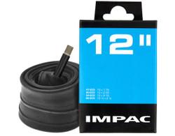 Impac Fahrradschlauch mit Autoventil AV 1,75 - 2,25 Zoll Breite universal Schrader Bild 4