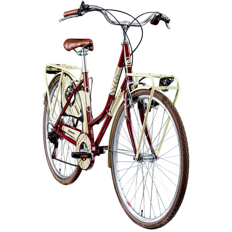 Galano Caledonia 700c Hollandrad Damenfahrrad Citybike 28 Zoll Trekkingbike Fahrrad