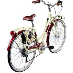 Galano Caledonia 700c Hollandrad Damenfahrrad Citybike 28 Zoll Trekkingbike Fahrrad Bild 9