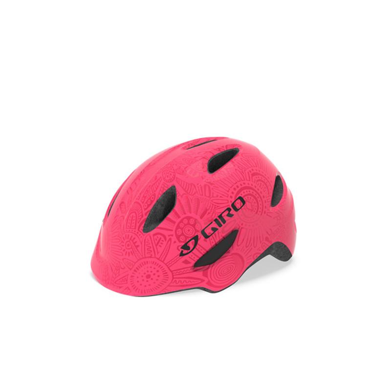 Giro Scamp 19 Fahrradhelm Kinder verschiedene Farben 49 - 53 cm Helm Fahrrad