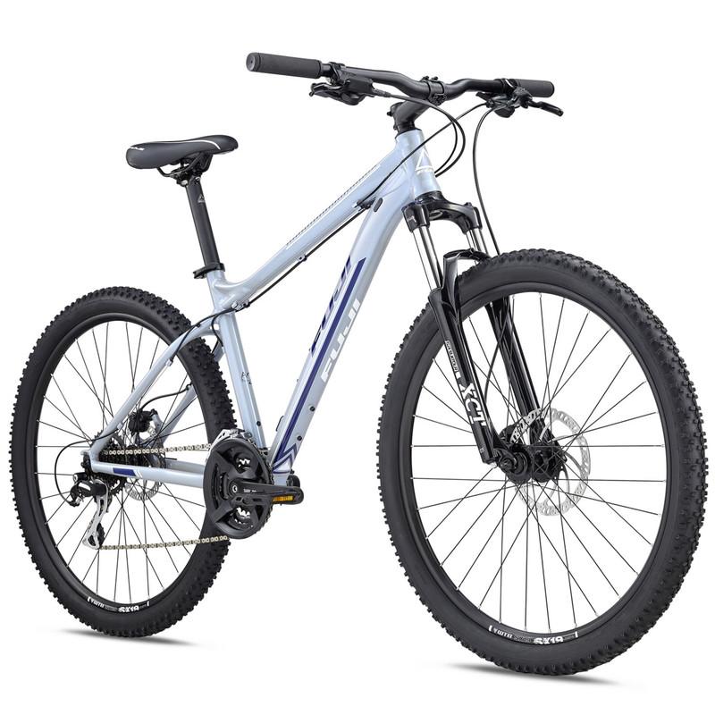 Fuji Addy 27,5 1.7 Mountainbike Hardtail MTB 650B Rad 2019 Fahrrad Unicorn Silver Bike