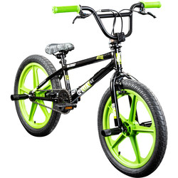deTox Rude Skyway 20 Zoll BMX Fahrrad Bike Freestyle Street Park