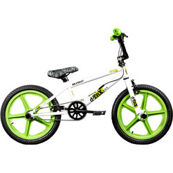 deTox Rude Skyway 18 Zoll BMX Bike Fahrrad Freestyle Street Tricks Park Stunts Bild 6