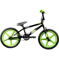 deTox Rude Skyway 18 Zoll BMX Bike Fahrrad Freestyle Street Tricks Park Stunts Bild 5