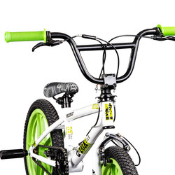 deTox Rude Skyway 18 Zoll BMX Bike Fahrrad Freestyle Street Tricks Park Stunts Bild 9