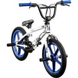 deTox Rude Skyway 18 Zoll BMX Bike Fahrrad Freestyle Street Tricks Park Stunts Bild 4