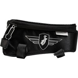 Zündapp Oberrohrtasche Fahrrad Fahrradtasche Polyester Handy Smartphone Tasche