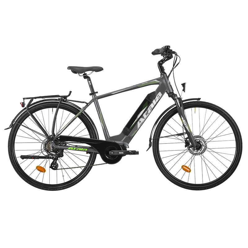 Atala Cute 400 Man 700c E-Bike E Trekkingrad Herren Cityrad Pedelec 28 Zoll 7 Gang