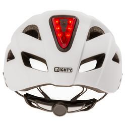 Mighty Move + Light Tri Fahrradhelm mit Licht Erwachsene Jugendliche Radhelm 2 Größen Bild 4
