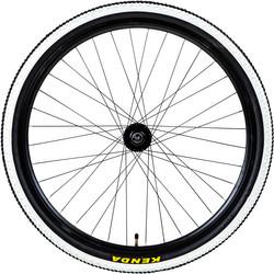 Galano Laufradsatz 26 Zoll Mountainbike Kenda Aluminium Doublewall Fahrrad Rad Toxic Bild 2