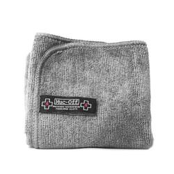Muc-Off Premium Microfibre Polishing Cloth Fahrrad Poliertuch Mikrofasertuch Reinigung