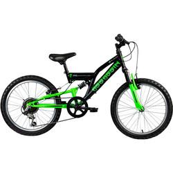 Galano Assassin 20 Zoll Mountainbike Full Suspension Kinderfahrrad Fully MTB Kinder ab 6 Jahre Fahrrad Bild 5