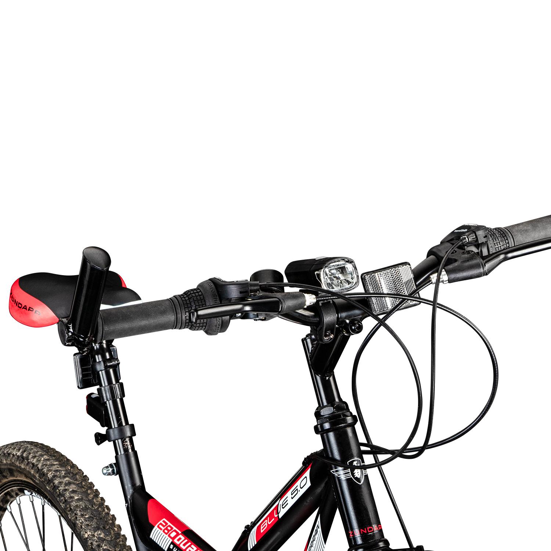 Zündapp ZA.K.50 Batterieleuchten Set LED Fahrradlicht