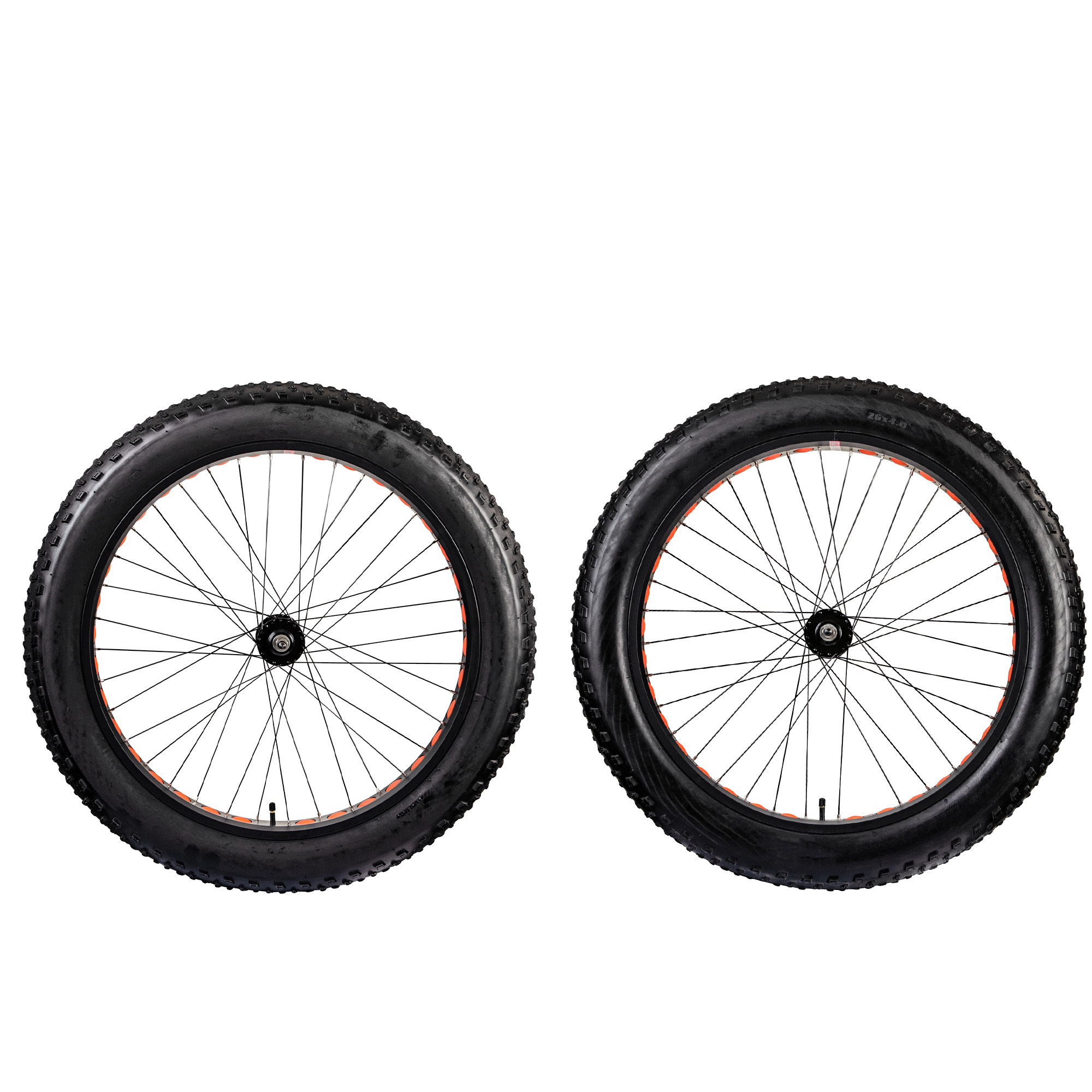 Manguera fatbike 26 x 3,5-4 pulgadas bicicleta galano Fatman 4.0 bicicleta manguera AV